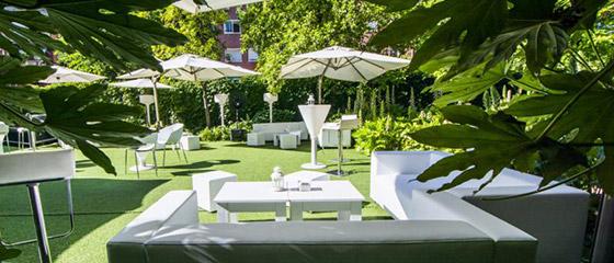 Diez Restaurantes Excelentes Con Terraza En Madrid Sabormadrid