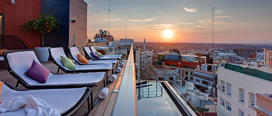 Terrazas Espectaculares De Madrid Sabormadrid