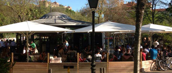 Madrid De Terraza En Terraza Sabormadrid