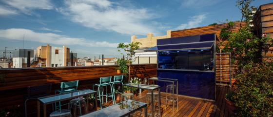 ático 11 De Madrid Al Cielo Sabormadrid