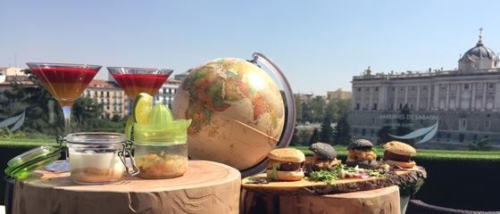 Los Brunches Del Mundo En La Terraza De Sabatini Sabormadrid